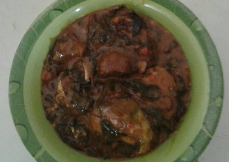fried ogbono soup recipe main photo 1