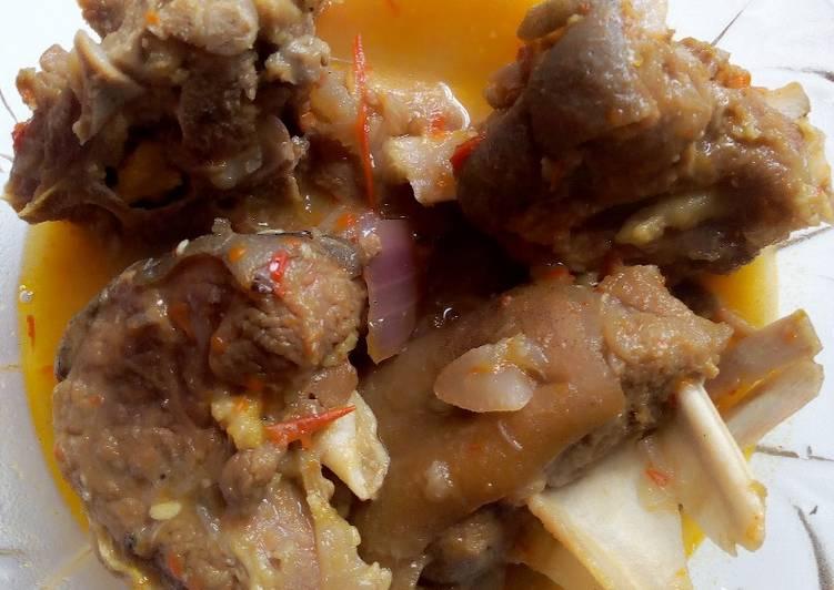 goat meat pepper soup surprise recipe main photo