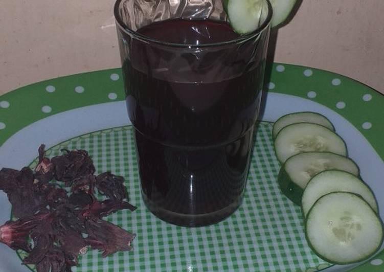 habiscus drinzobo recipe main photo