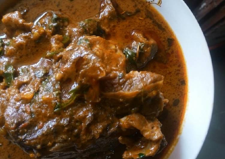 inspirational ofe akwu recipe main photo