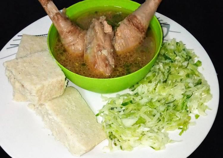 kenyan kienyeji chicken pepper soup recipe main photo