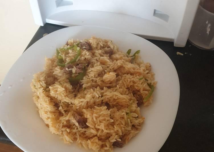 kenyan pilau4weekchallenge idd challenge recipe main photo