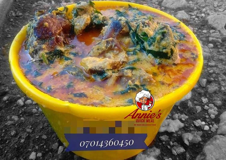 learn how to make egusi soup recipe main photo