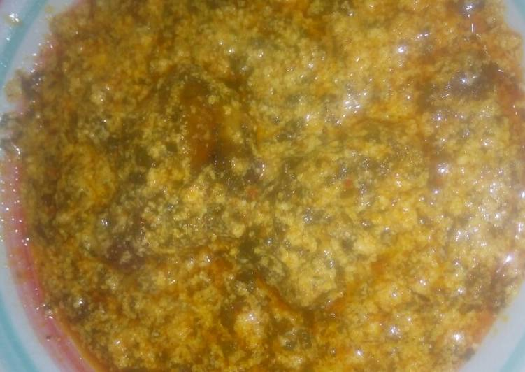 local egusi soup recipe main photo
