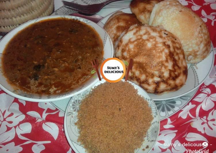 African Dish Masa