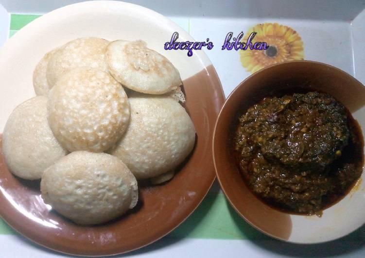 African Dish Masa (wainna)