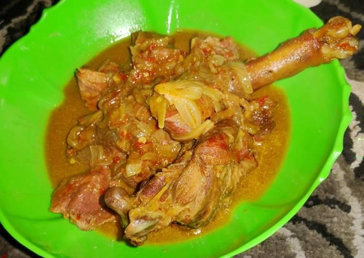 meat pepper soup recipe main photo 1
