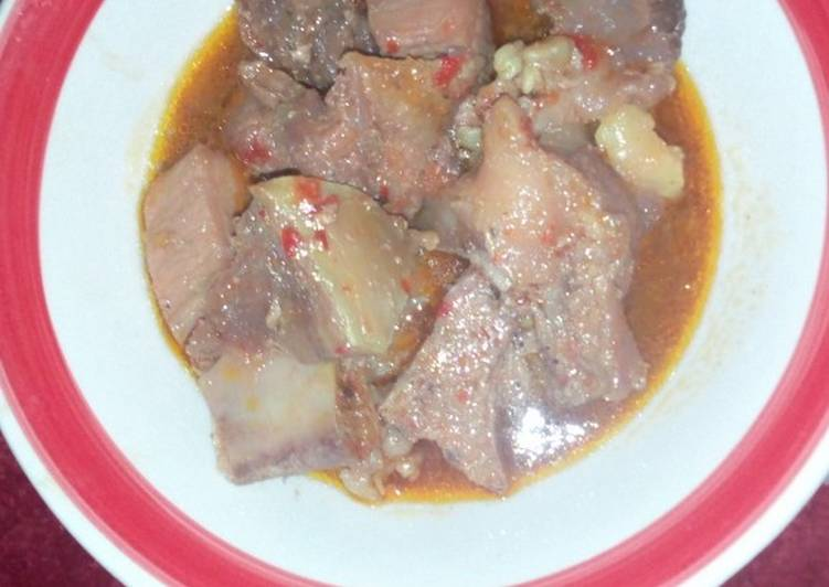 meat pepper soup recipe main photo 2