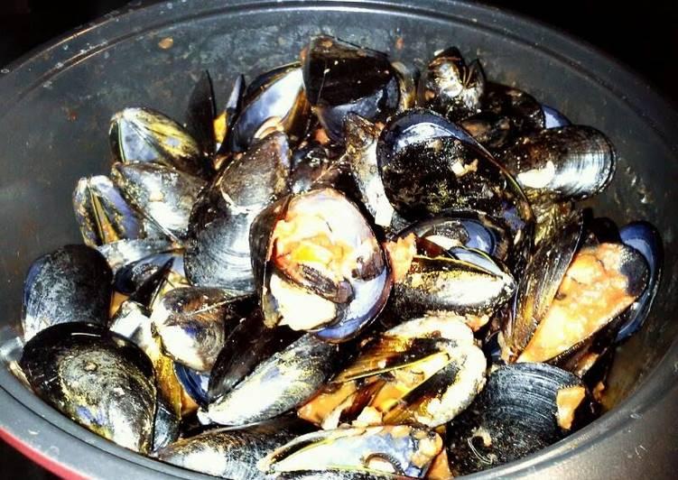 mussels recipe main photo