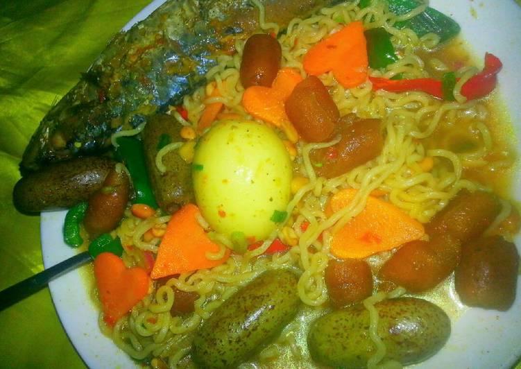 my oshuprapra noodles special recipe main photo