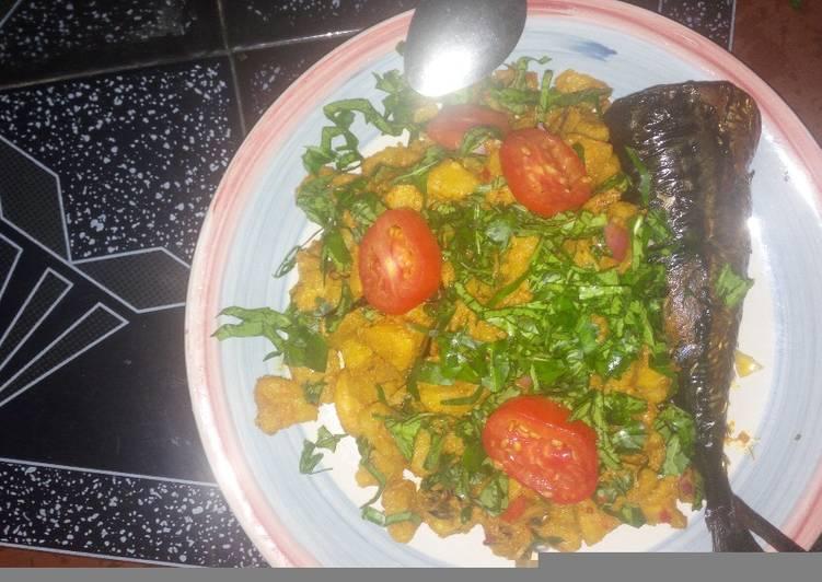 native plantain recipe main photo 1