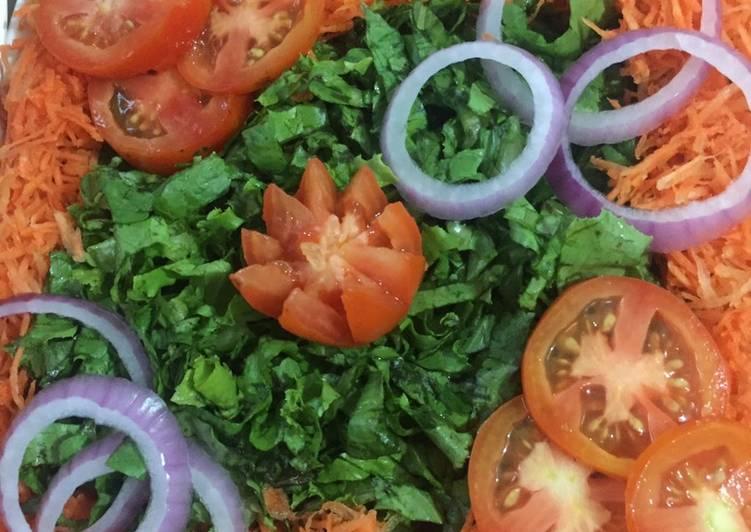 nigerian salad recipe main photo