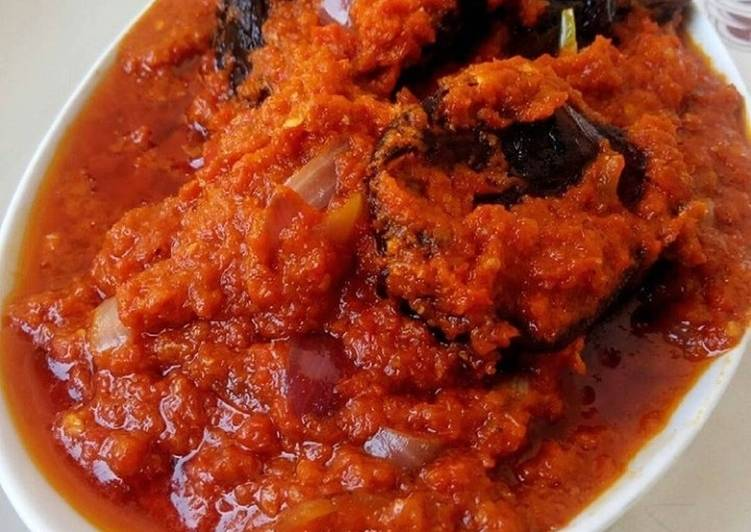 nigerian smoked fish stew recipe main photo