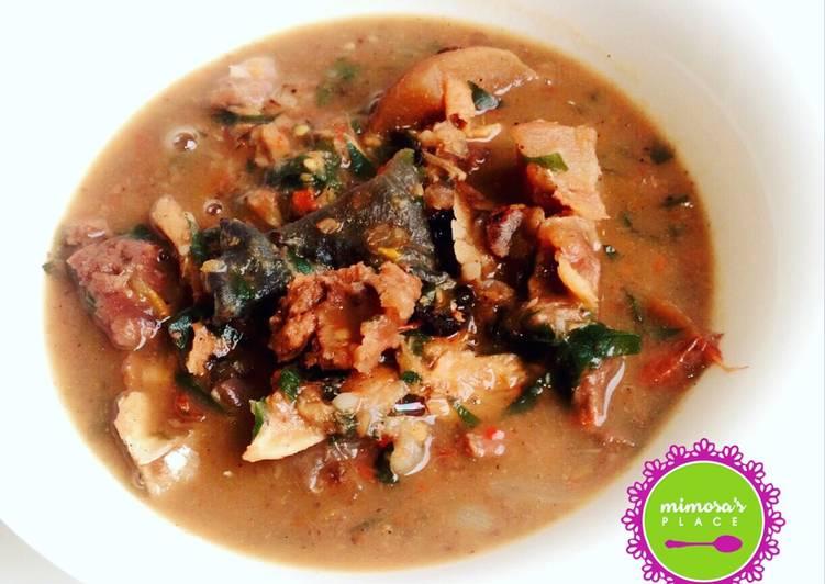 nigerian white soup recipe main photo