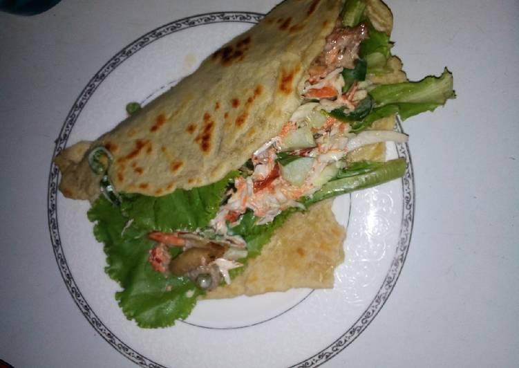 oat shawarma fitfam recipe main photo
