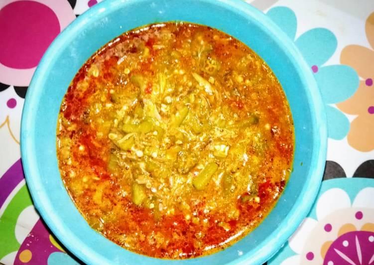 ogbono and okro soup recipe main photo 7