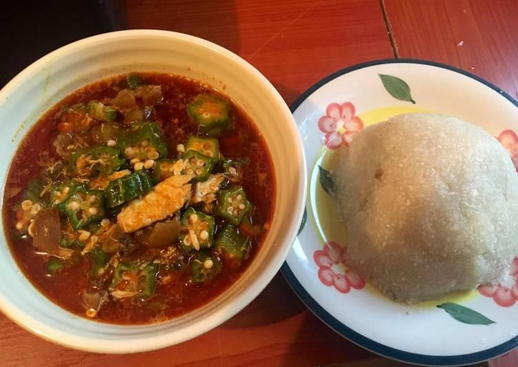 okra soup recipe main photo 5