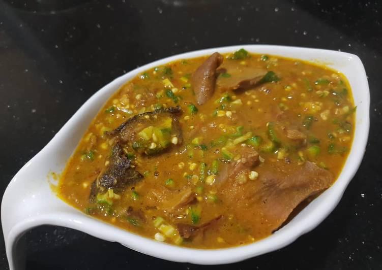 okra soup recipe main photo 9
