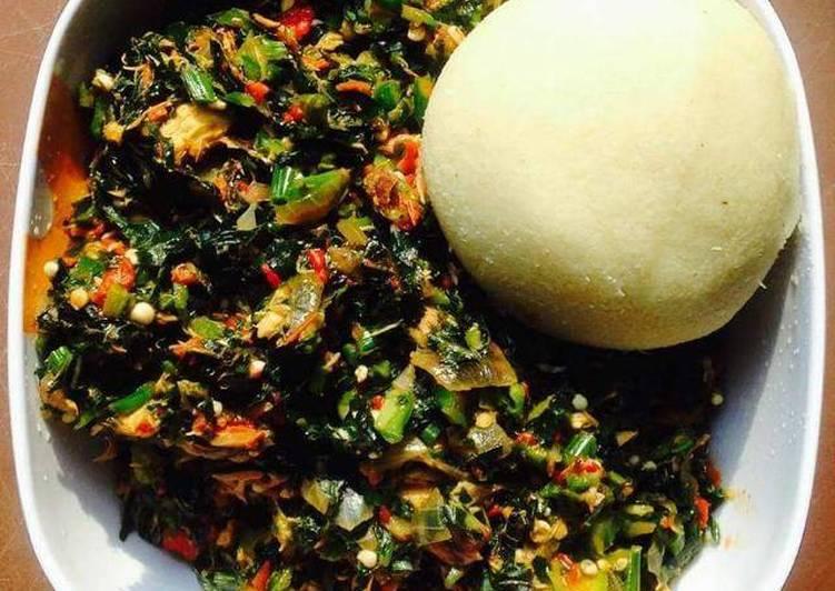 okra vegetable soup recipe main photo