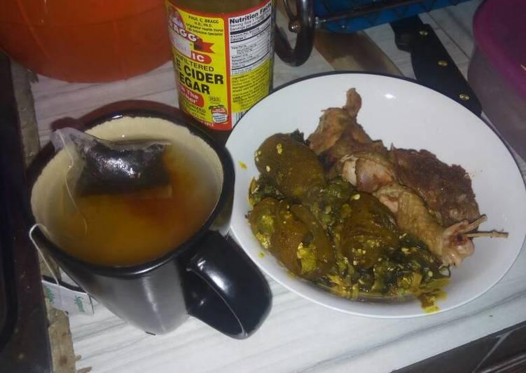 okro soup lipton recipe main photo