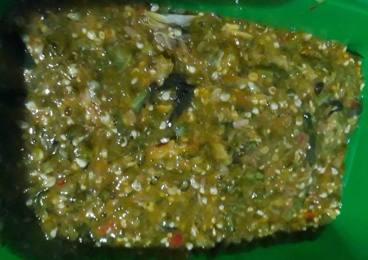 okro soup recipe main photo 14