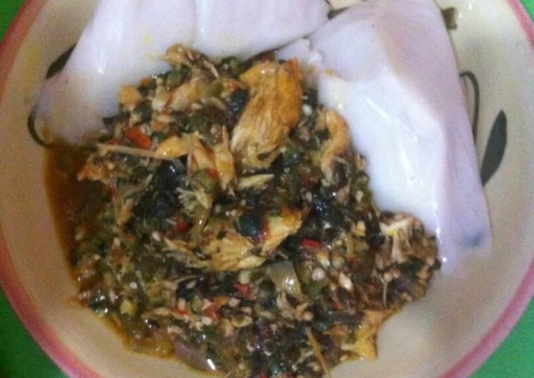 okro soup recipe main photo 16