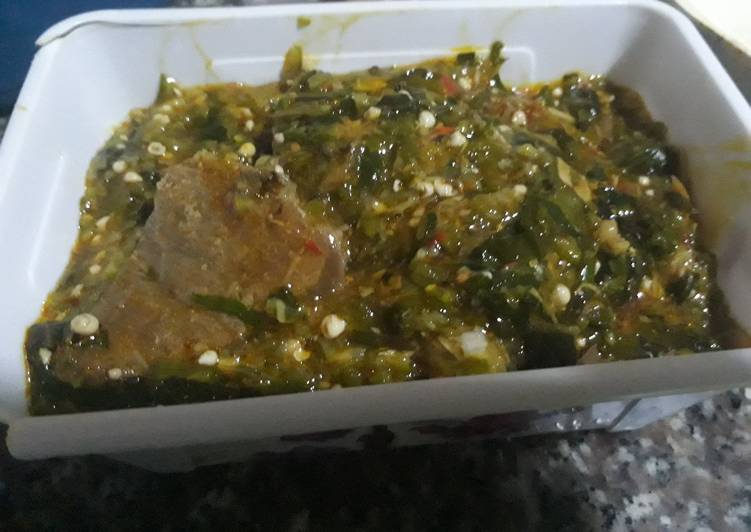 okro soup recipe main photo 24