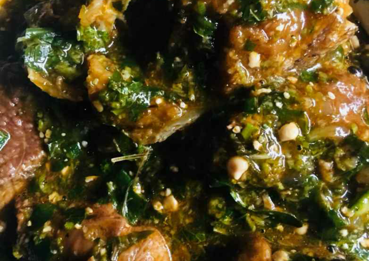 okro soup recipe main photo 3