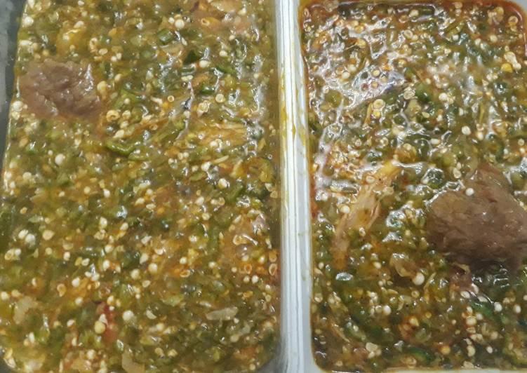 okro soup recipe main photo 36