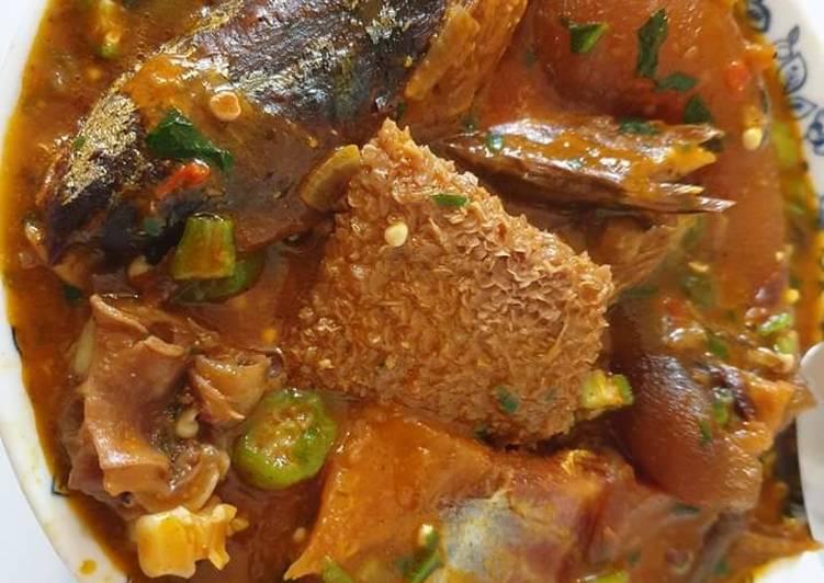 okro soup recipe main photo 38