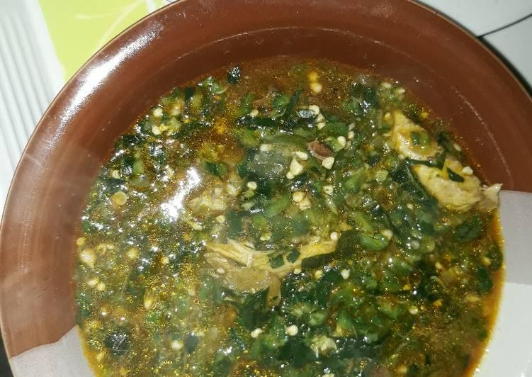 okro soup recipe main photo 5