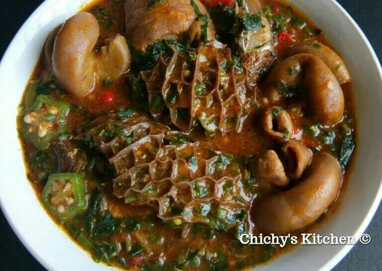 okro soup recipe main photo 8
