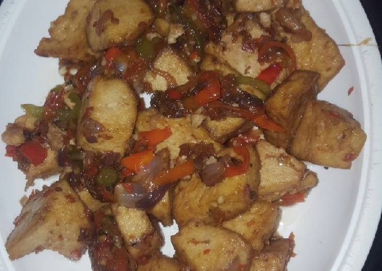 Traditional African Foods Peppered Awara