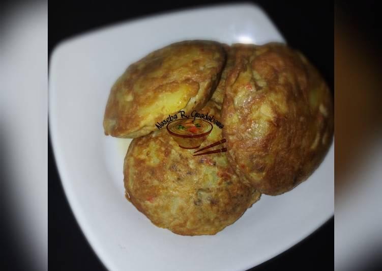 West African Foods Potato masa