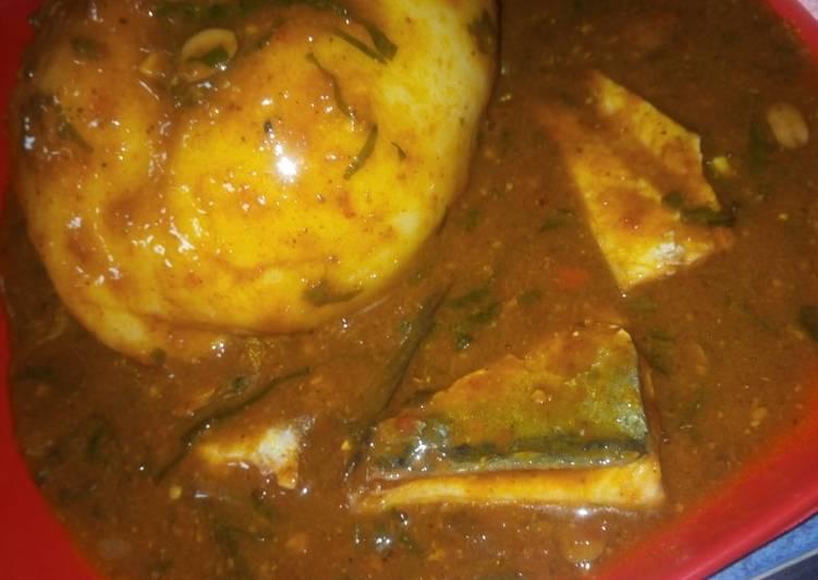 sakwara miyan ogbono recipe main photo 1
