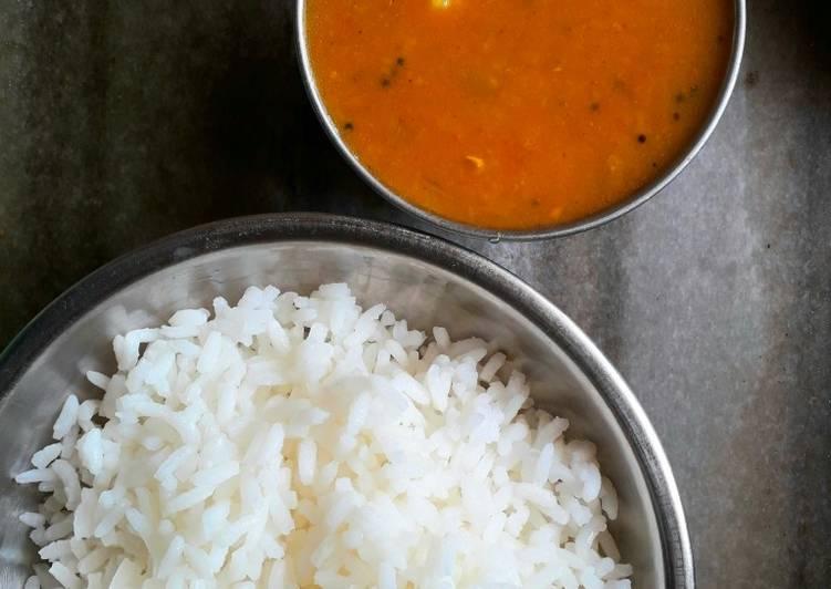 sambar vegetarian traditional recipe main photo 1