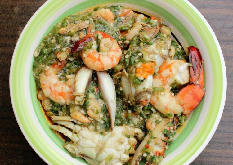seafood okro recipe main photo