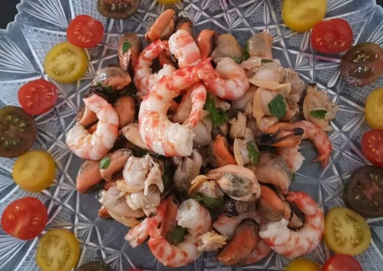 seafood salad recipe main photo 1