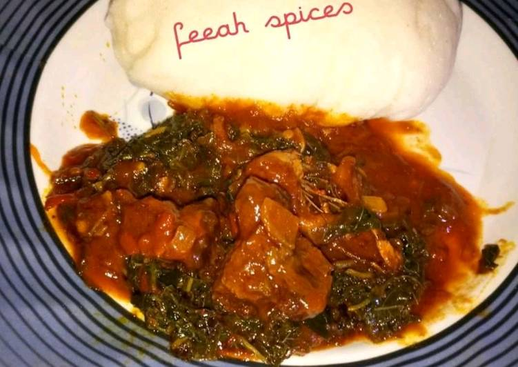 semo wv efo soup recipe main photo