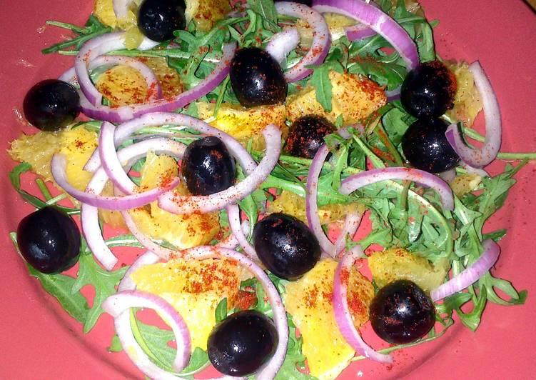 sigs north african salad recipe main photo