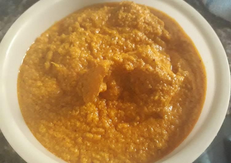 simple egusi soup recipe main photo 1