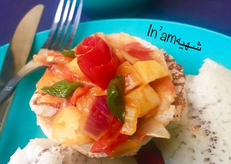 African Dish Sinasir cones