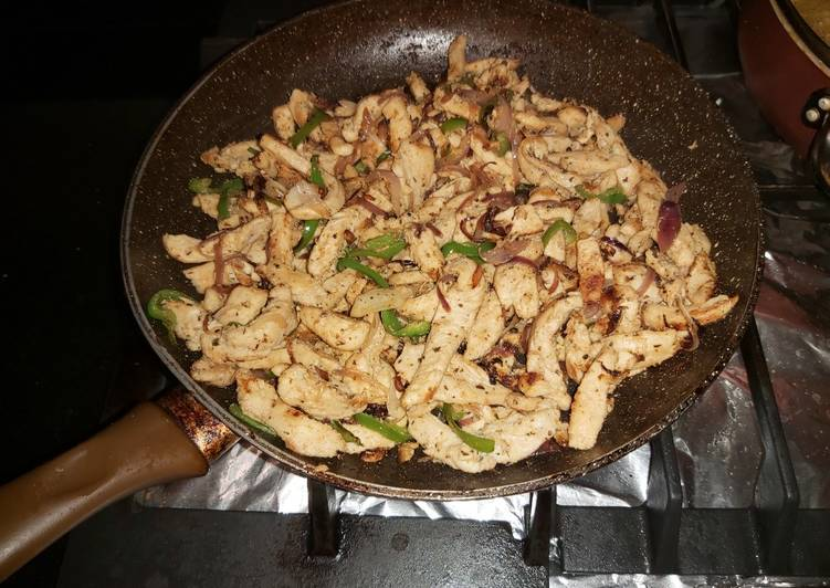 smooked shawarma chicken breast recipe main photo