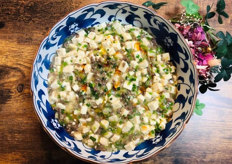 spicy tofu and beef 2 recipe main photo