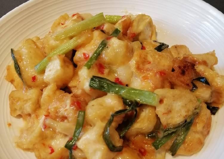 spicy tofu recipe main photo 2