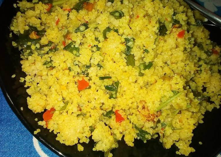 stir fry vegetable couscous recipe main photo