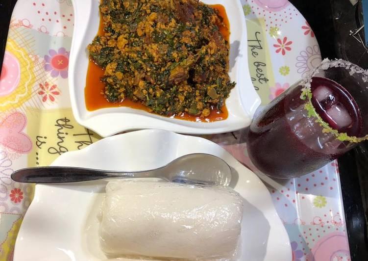 towon shinkafa miyar egusi recipe main photo