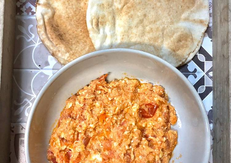 Traditional African Foods Traditional Bahraini Tomato and Eggs