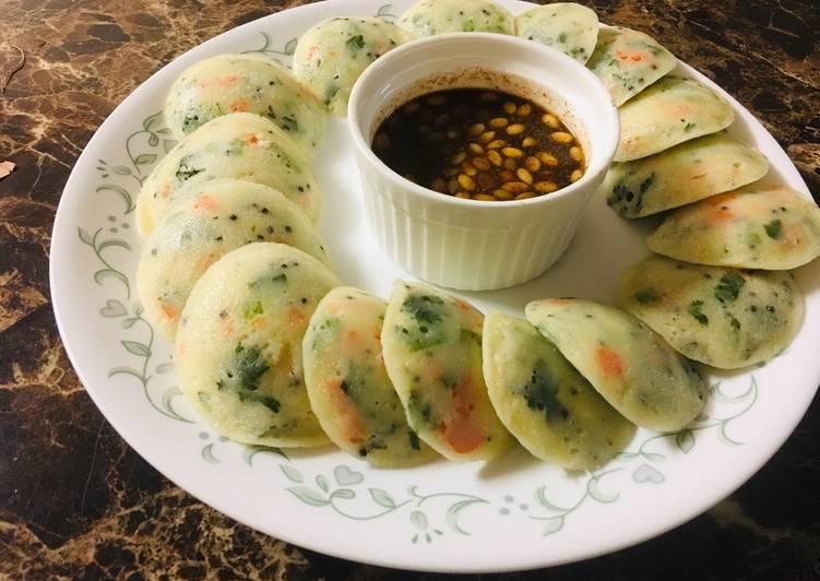 traditional idli recipe main photo