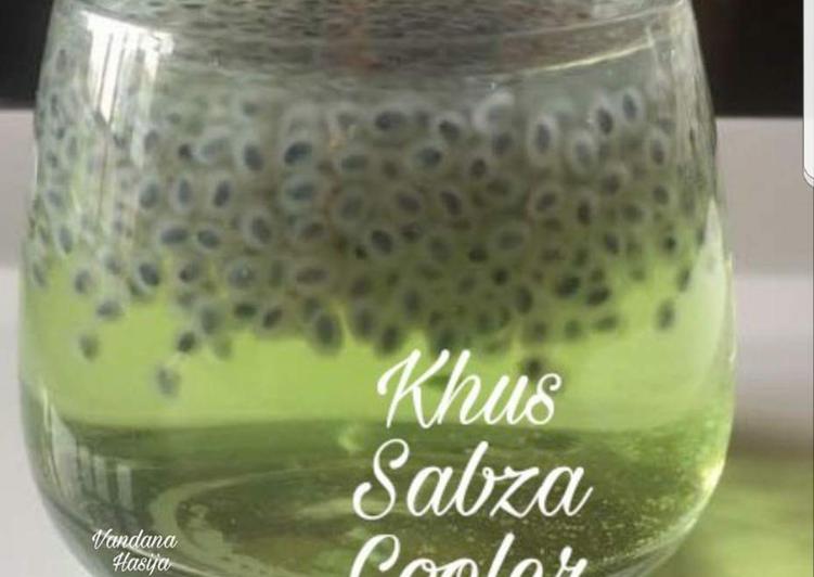 traditional khus sherbet recipe main photo 1